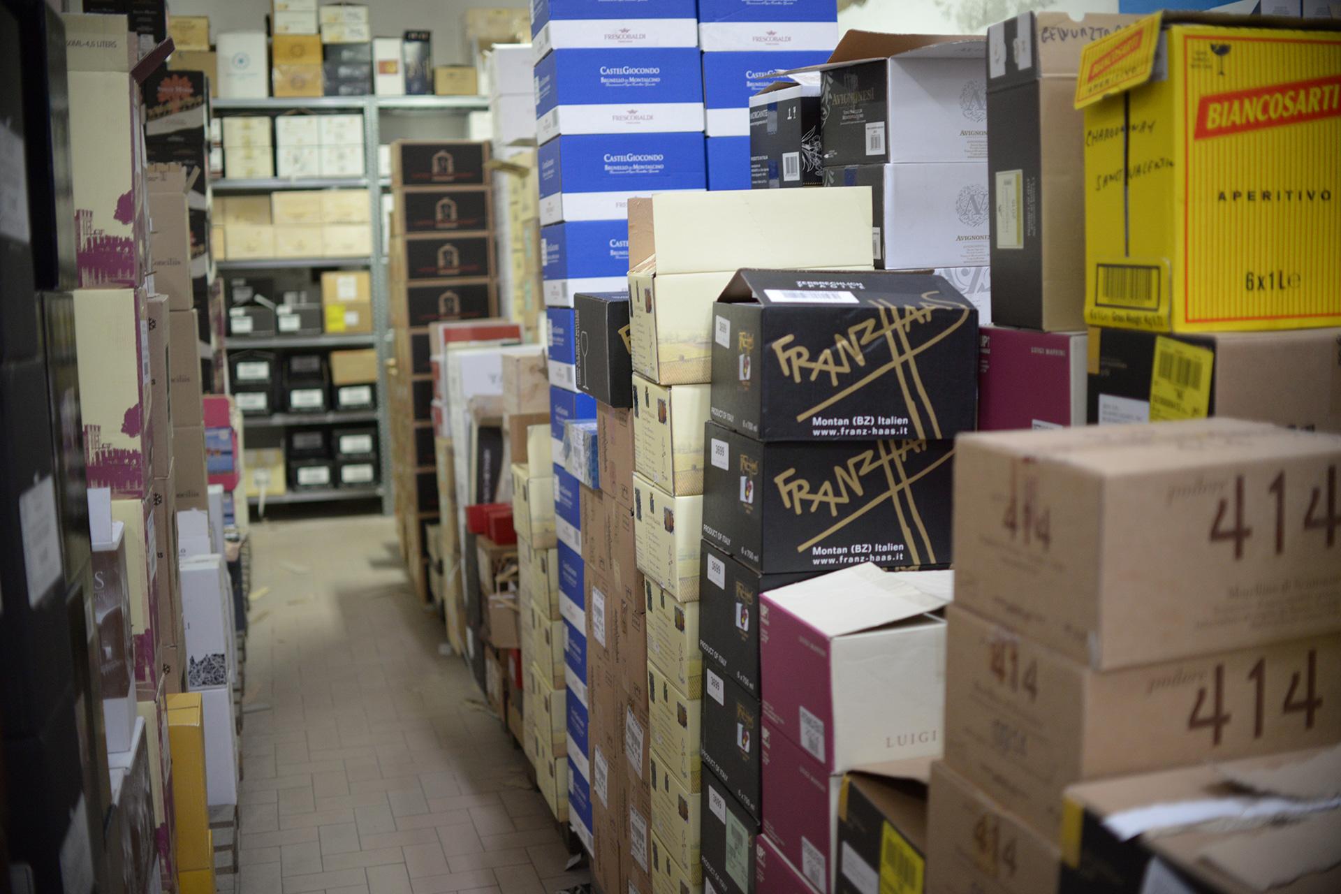 Deposito Sepe Srl - Distribuzione Vino e Liquori